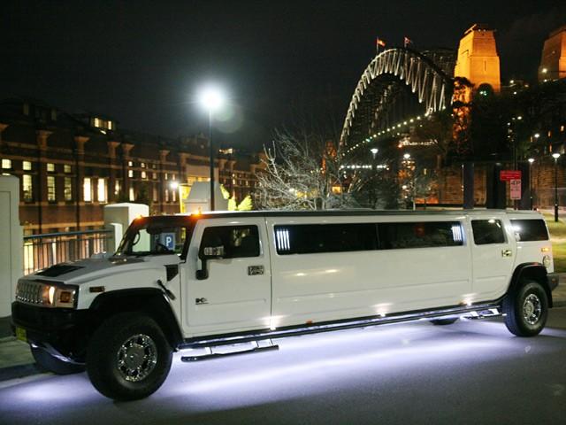 Chrysler Limousine Hire Sydney